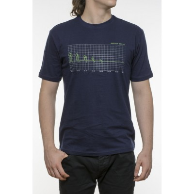 Tricou bumbac 100% - EKG copaci