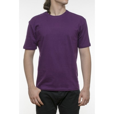 Tricou bărbați, bumbac 100%  - violet