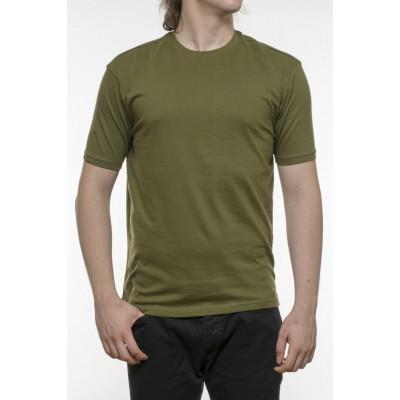 Tricou bărbați, bumbac 100%  - oliv