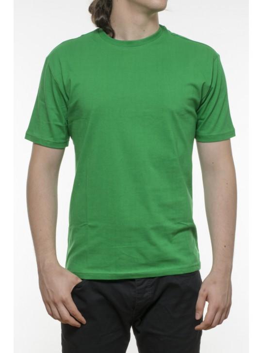 Tricou bărbați, bumbac 100%  - verde
